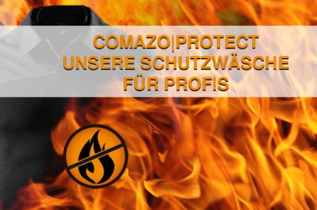 comazo|protect unsere Schutzwäsche für Profis